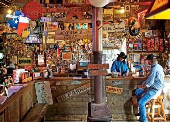 Análisis de los estados bisagra II: El Suroeste. Fotografía de Southern Living (Pinterest).
